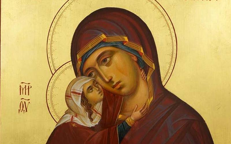 Празнуваме деня на майката на Богородица!