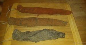 Домашно сушени свински бонфиленца - приготвянето е елементарно!