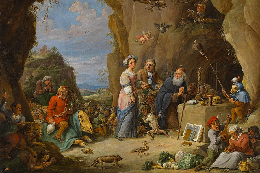 Свети Антоний Антоновден