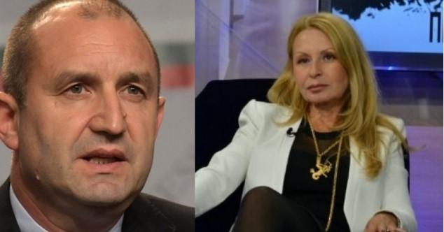 """Беновска: Г-да Борисов, Радев, Доган, Станишев, имате ли политически тестостерон да работите заедно """"за"""" България?"""