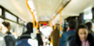 виц кифла в автобуса