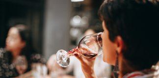 вино калории