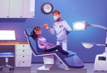 виц при зъболекаря