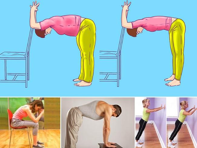 Упражнението, което премахва глада буквално за минутка