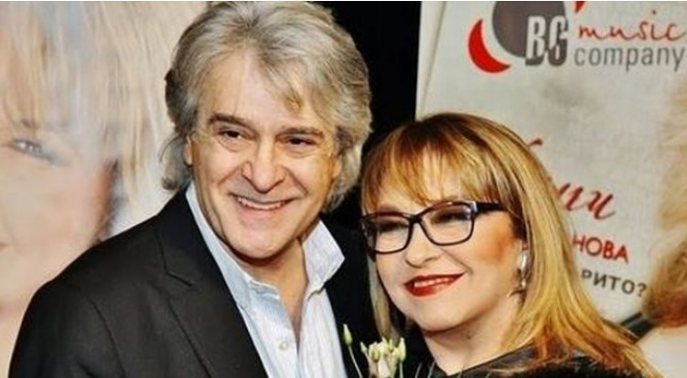Орлин Горанов и Марги Хранова
