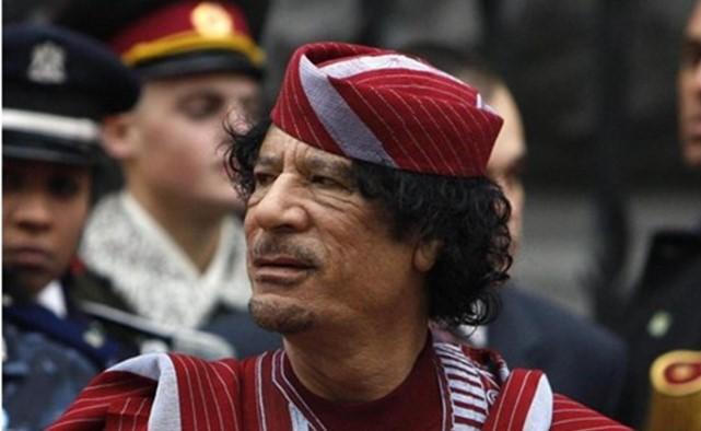 Кадафи