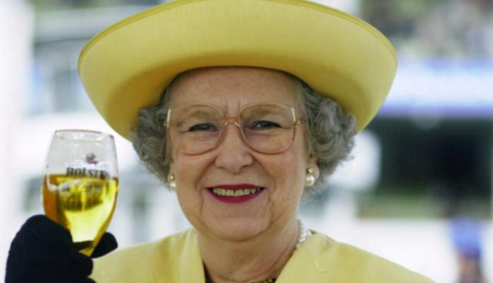 Елизабет възраст