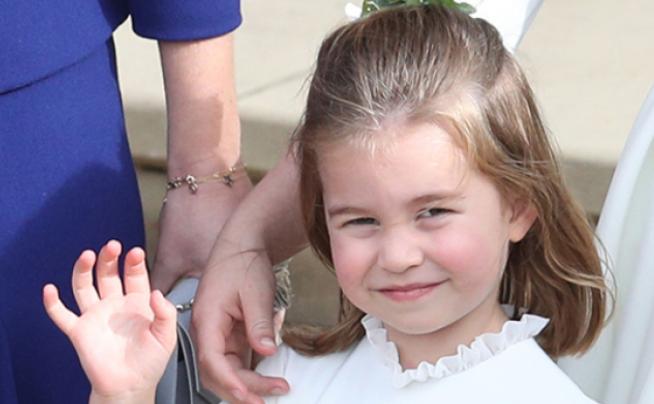 Принц Уилям направи много интересно разкритие за дъщеря си