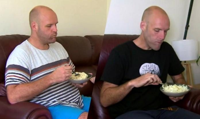 Цяла година мъж яде само картофи и резултатът е поразителен (снимки)