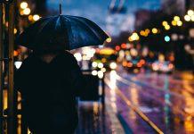 дъжд Дъждът ще продължи и днес