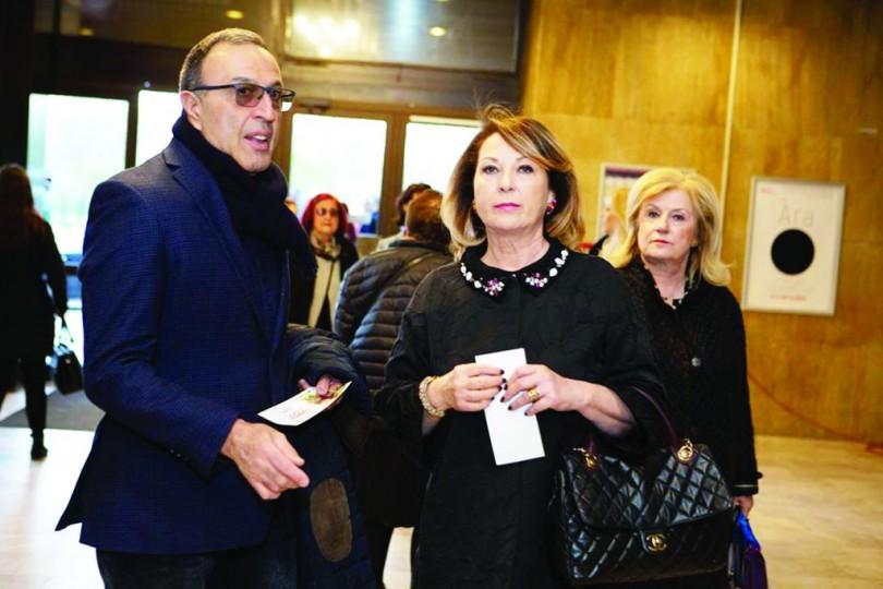 Лукс: Антонина Стоянова с чанта за 6100 долара