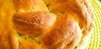 хляб със сусам