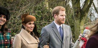 Меган Маркъл и принц Хари instagram