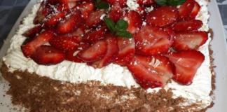 ягодова торта