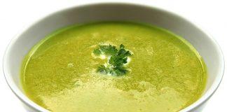 здравословна крем супа от тиквички