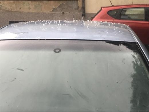 Жестока градушка удари Варна, градът е под вода (Видео)