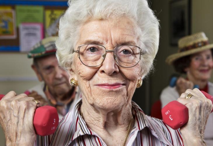Как с помощта на алкохола американка доживя 109 години (Снимки)