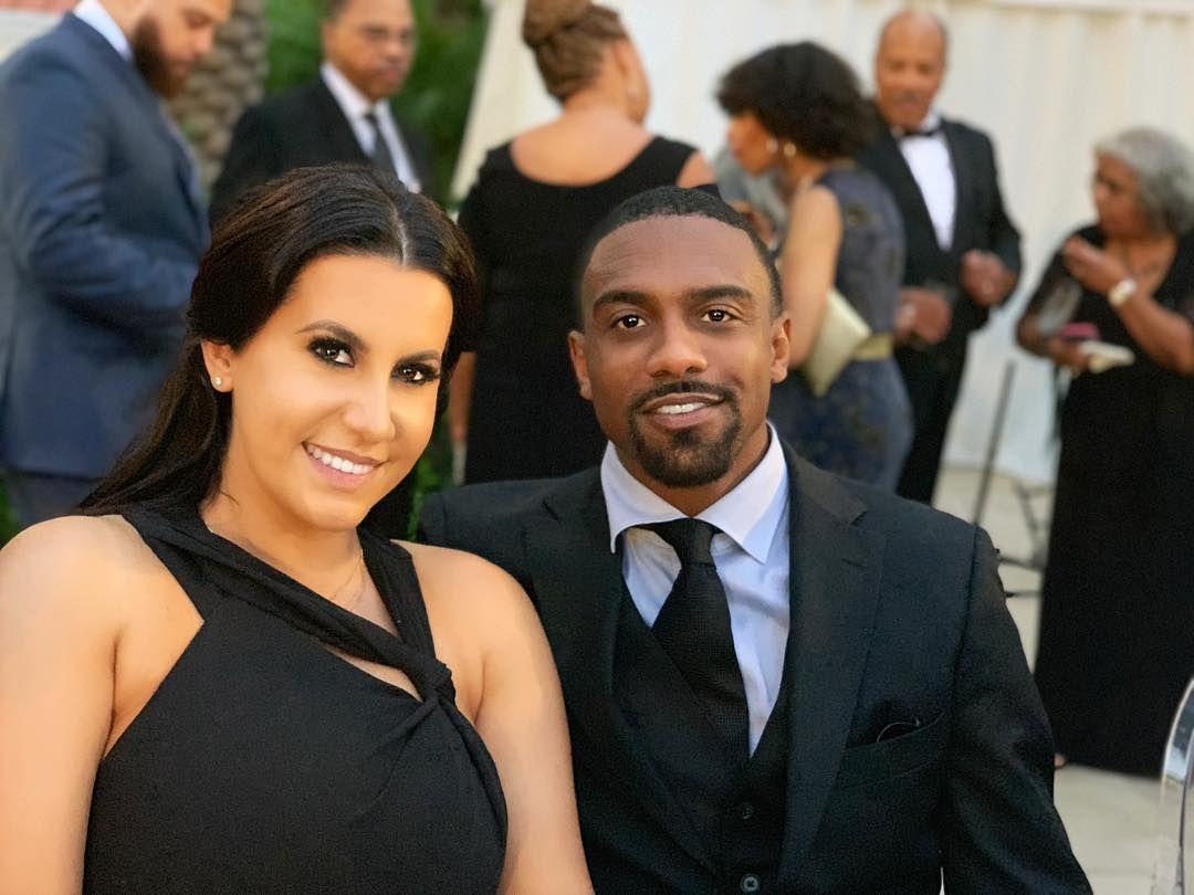 Като в приказка: Българката Радина вдигна райска сватба със сина на Майкъл Джордан
