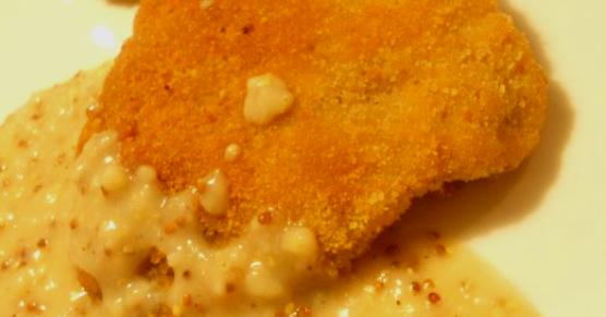 шницели с горчица