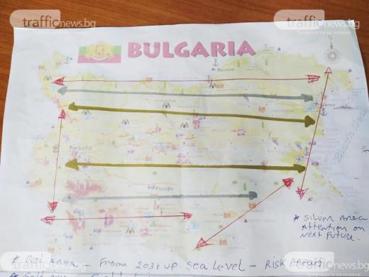 Мрачно пророчество: До 2031 г. Черно море поглъща части от Варна и Бургас (Карта)