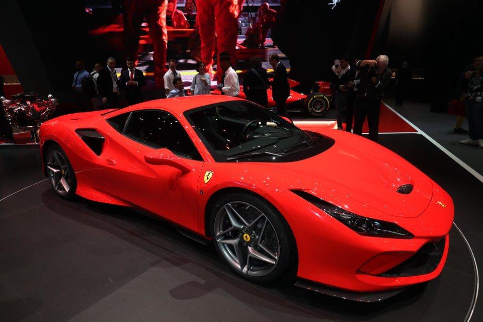 Невероятната история на Ферари
