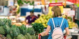 състава на хранителни продукти