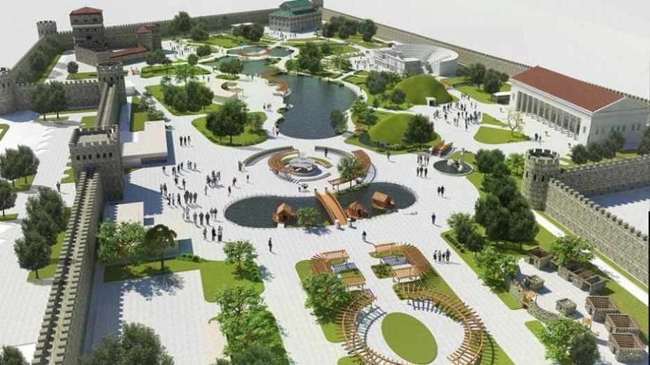 Най-големият Исторически парк в света ще бъде открит в България на 22 юни