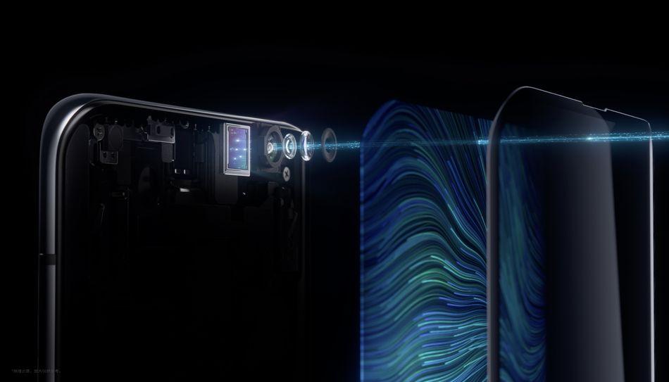 Първият в света телефон с камера под екрана ще се появи скоро