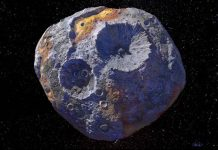 златен астероид