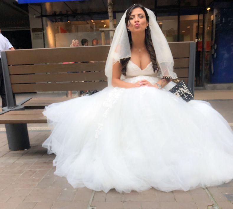 Деси Цонева се омъжи за Явор Стефанов - вижте първите й СНИМКИ като булка