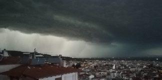 буря Гърция