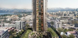 най-високата дървена сграда