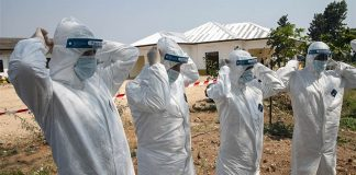 ебола конго