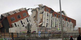земетресение Балканите