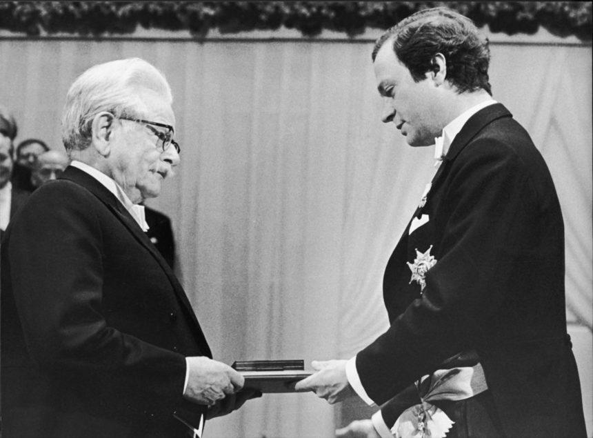 Българският нобелов лауреат от Русе