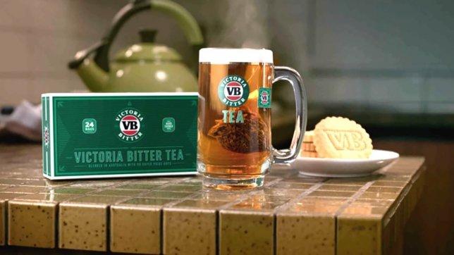 чай с вкус на бира