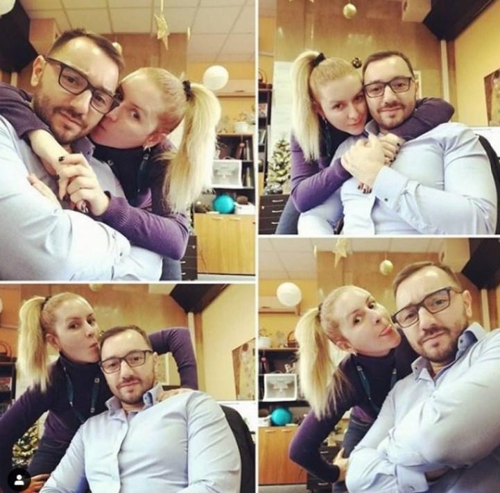 Опасна близост: Хекимян си намери нова тръпка, пак му е колежка, пак е руса (СНИМКИ)