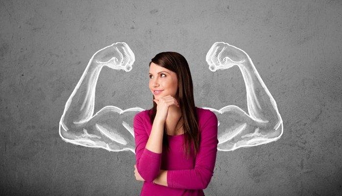 За жените, които се страхуват да направят първата крачка