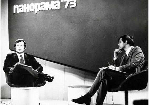 Плейбой, червен принц, зет на Тато, Човека-телевизия - Иван Славков