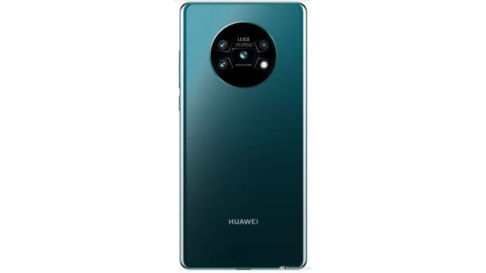 Нови рендери на Huawei Mate 30 Pro показват доста интересен гръб