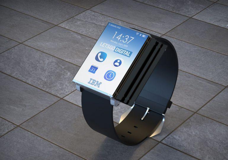 Това е най-лудият дизайн на смарт часовник, който някога сте виждали, и не е на Apple или Samsung