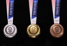 олимпийските медали