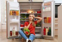 Как да подредим хладилника