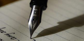 писането на ръка