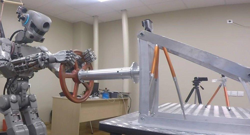 Хуманоидният робот на Русия Фьодор излетя към Международната космическа станция