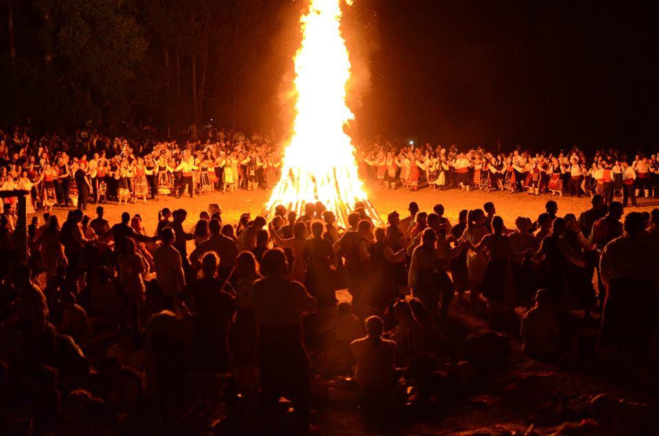 Чудото на фестивала в Жеравна - връщане назад във времето