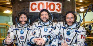 Руските космонавти