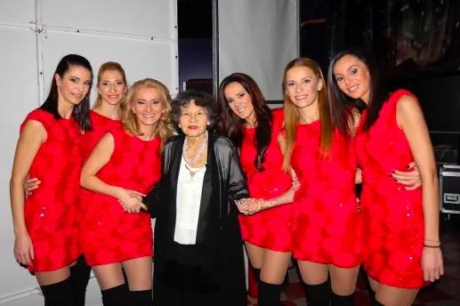 Балерина на Слави показа уникални СНИМКИ зад кулисите на шоуто