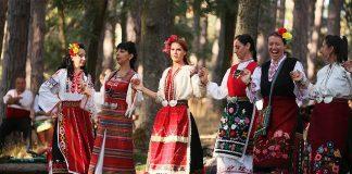 Фестивала на народната носия