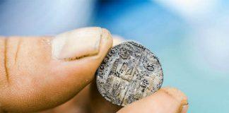 археологическа находка на италиански монети в Русокастро